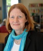 Helga Piper, Mitarbeiterin im Diakonischen Werk Norden /Foto: Jens Schulze/Diakonie in  Niedersachsen